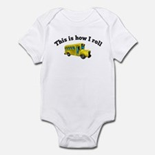 This is how I roll Infant Bodysuit