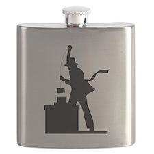 Chimney Sweep Flask