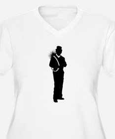 Chimney Sweep Plus Size T-Shirt