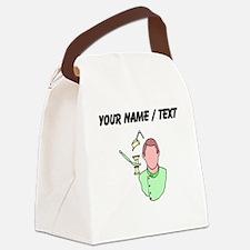 Dentist (Custom) Canvas Lunch Bag