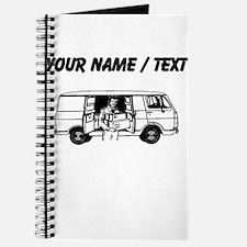 Deliveryman (Custom) Journal