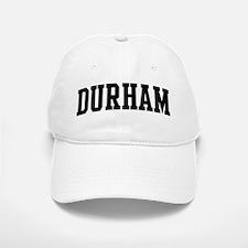 DURHAM (curve-black) Baseball Baseball Cap