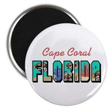 CAPE CORAL FLORIDA Magnets