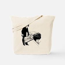 Car Salesman Tote Bag