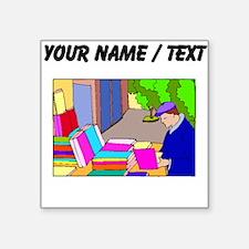 Book Vendor (Custom) Sticker