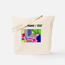 Book Vendor (Custom) Tote Bag