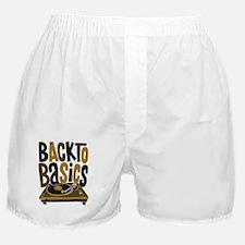 BAck to basic Boxer Shorts