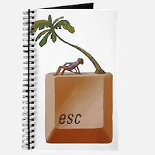 """ESCAPE """"Button"""" Journal"""