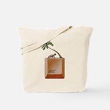 """ESCAPE """"Button"""" Tote Bag"""