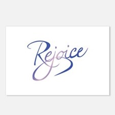 REJOICE Postcards (Package of 8)