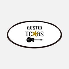 AUSTIN TEXAS MUSIC Patches