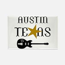AUSTIN TEXAS MUSIC Magnets
