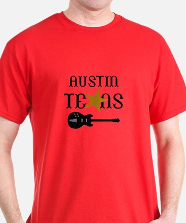 AUSTIN TEXAS MUSIC T-Shirt
