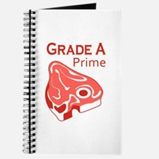 GRADE A PRIME BEEF Journal