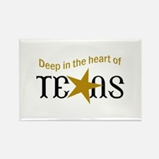HEART OF TEXAS Magnets