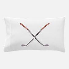GOLF CLUBS Pillow Case