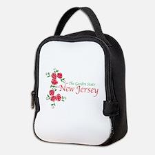 NEW JERSEY Neoprene Lunch Bag