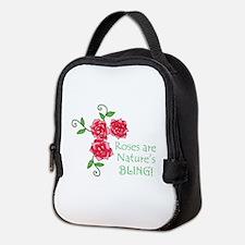 NATURES BLING Neoprene Lunch Bag