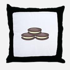 SANDWICH COOKIES Throw Pillow