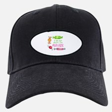 Fun Size Baseball Hat