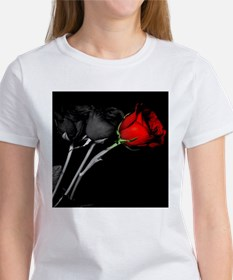 Can you turn my black roses red? Tee