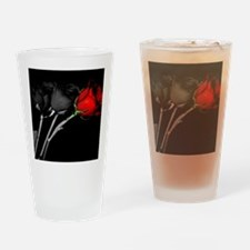 Can you turn my black roses red? Drinking Glass