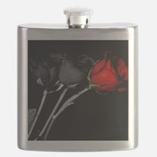 Can you turn my black roses red? Flask