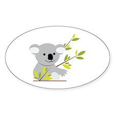 Koala Bear Decal
