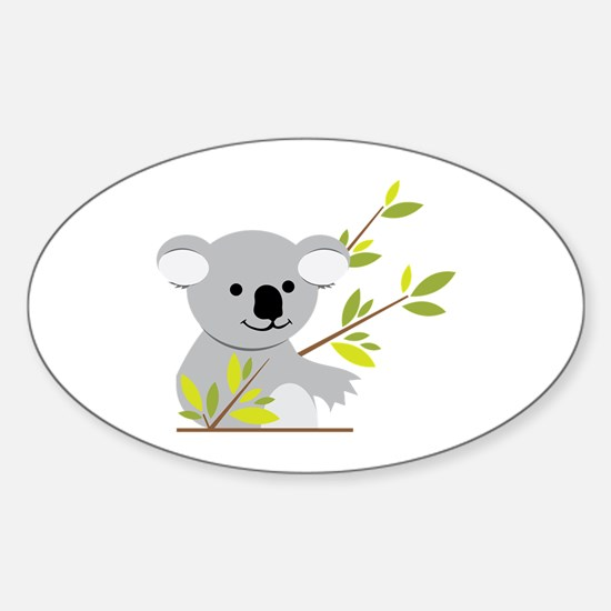 Koala Bear Decal