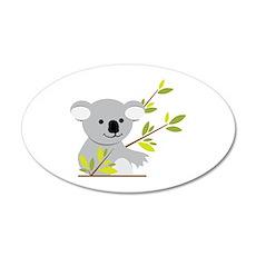 Koala Bear Wall Decal
