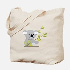 Koala Bear Tote Bag