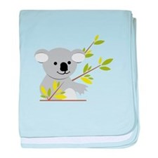 Koala Bear baby blanket
