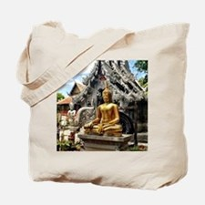 Cool Buddhism Tote Bag
