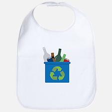 Full Recycle Bin Bib