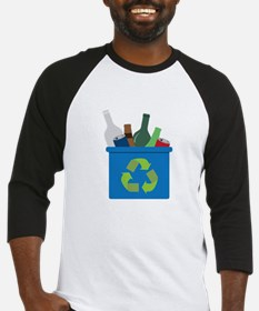 Full Recycle Bin Baseball Jersey