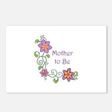 MOTHER TO BE Postcards (Package of 8)