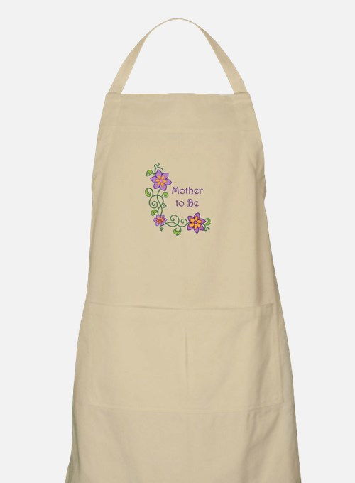 MOTHER TO BE Apron