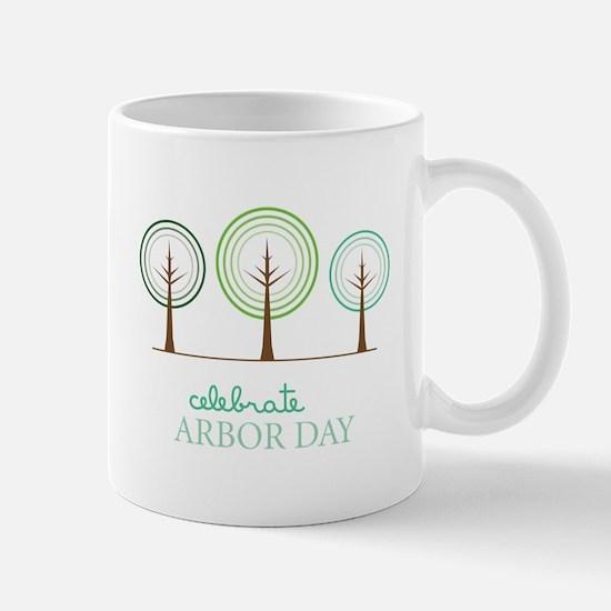 Celebrate Arbor Day Mugs