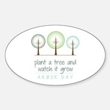 Plant a Tree Decal