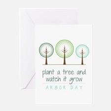 Plant a Tree Greeting Cards