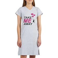 Take Me Away Women's Nightshirt