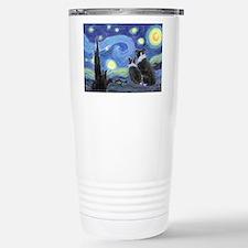 Unique Pet art Travel Mug