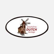 DUTCH HERITAGE Patches
