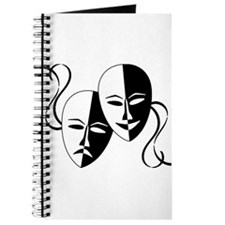 Theatre Masks for Theatre Lover Journal