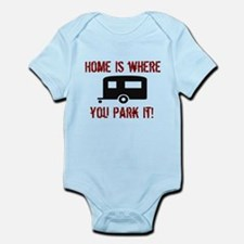 Home is Where You Park It Body Suit