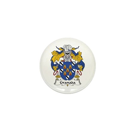 Granada Mini Button (100 pack)