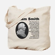 Smith Inequality Tote Bag