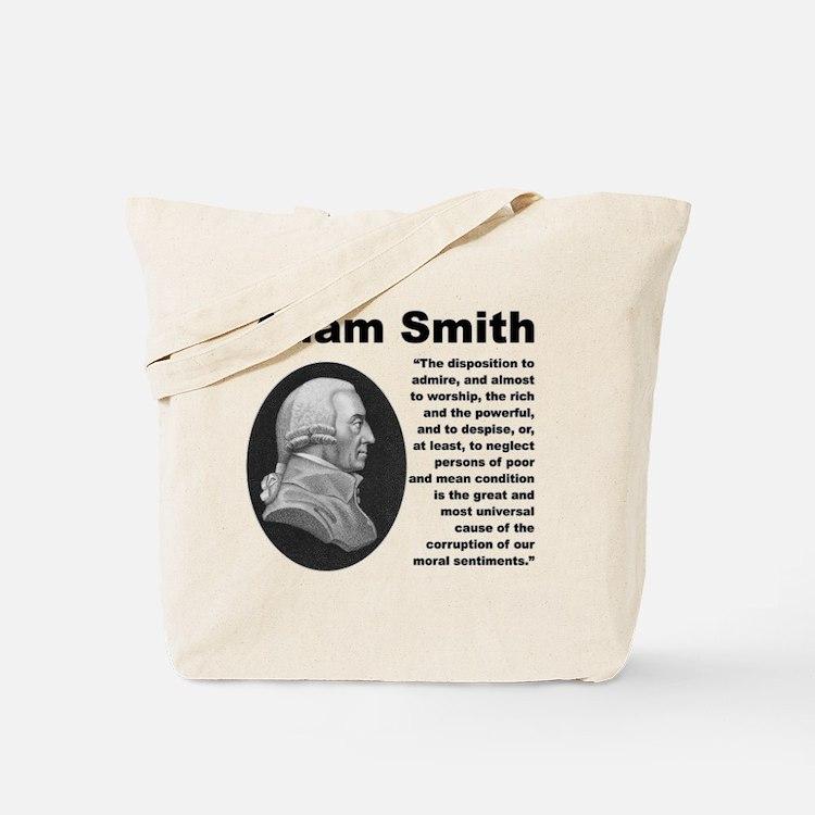 Smith Inequality Tote Bag