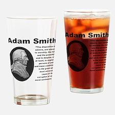 Smith Inequality Drinking Glass