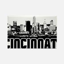 Cute Cincinnati Rectangle Magnet (10 pack)